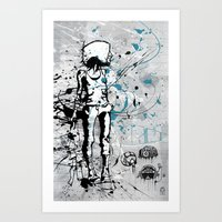 Further Art Print