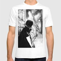 A Night To Remember  Mens Fitted Tee White SMALL