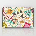 Seaside Cycle iPad Case