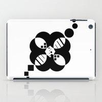 Circle & Square iPad Case