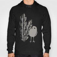 Graphic Bird Hoody
