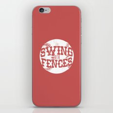 Batter Up! iPhone & iPod Skin
