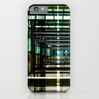 iPhone & iPod Case featuring Mainstation by Jasmin Bogade