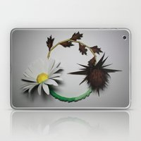 Good Vs Evil Laptop & iPad Skin