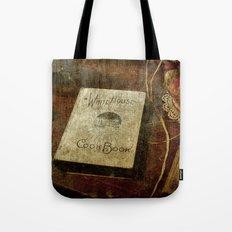 White House Cookbook Tote Bag