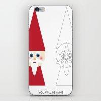 you will be mine iPhone & iPod Skin