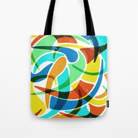 Friendly Chaos Tote Bag