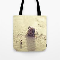 Little Hermit Tote Bag