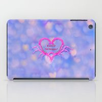 Love Stings iPad Case