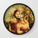 THE 70'S Wall Clock