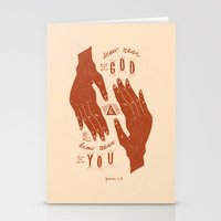 11/52: James 4:8  Stationery Cards