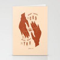 11/52: James 4:8  Stationery Cards
