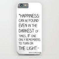Happiness is always somewhere. iPhone 6 Slim Case