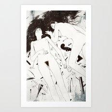 Duet. Pt.4 Art Print
