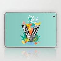 Vegan Fruit Bowl  Laptop & iPad Skin