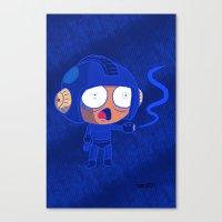 Mega Sex Canvas Print
