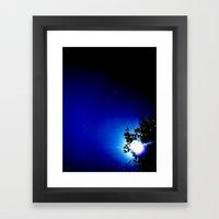Stars In A Day  Framed Art Print