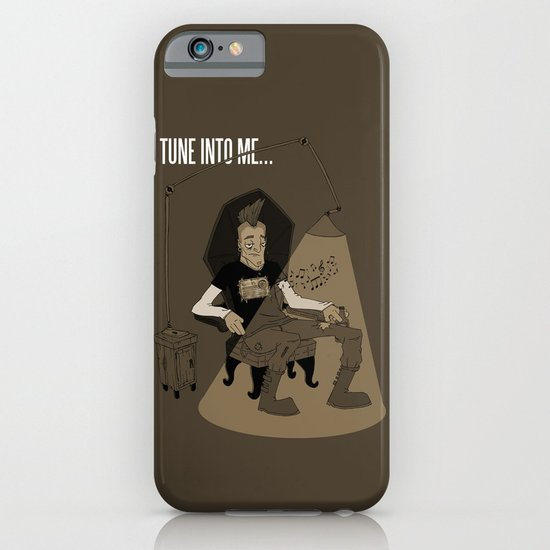 Tune Into Me... iPhone & iPod Case