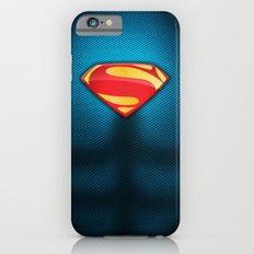 Man of Steel Suit iPhone 6s Slim Case