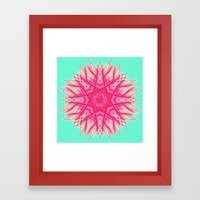 Sprawl Framed Art Print