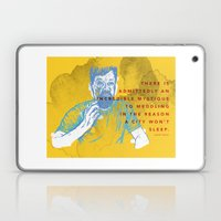 Aesop Rock Laptop & iPad Skin