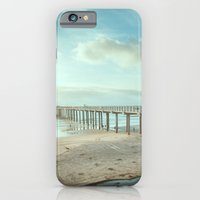 iPhone Cases featuring Fade Away by Kim Bajorek
