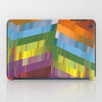 The Patterned Feather iPad Case