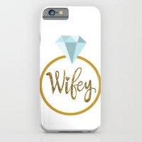 Wifey iPhone 6 Slim Case