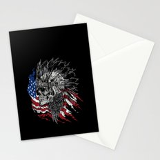 Indian Hunter Stationery Cards