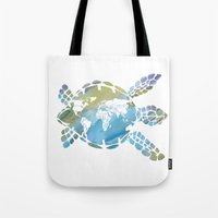 Mother Earth Tote Bag