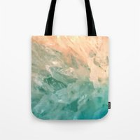 Solar Crystals Tote Bag