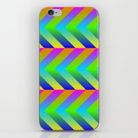 Colorful Gradients iPhone & iPod Skin