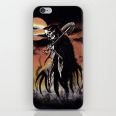 The GrimmDigger iPhone & iPod Skin