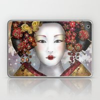 Becoming a Geisha  Laptop & iPad Skin