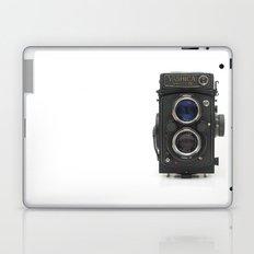 Vintage Camera (Yashica  124 G) Laptop & iPad Skin