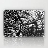 Texture Tree Rings Tree … Laptop & iPad Skin