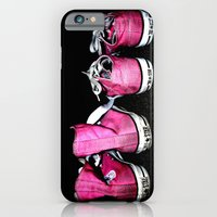 iPhone & iPod Case featuring Pink Shoes by QianaNicole PhotoARTography