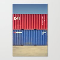 Container 3 Canvas Print