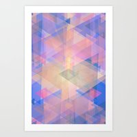 Depth Of Field Art Print
