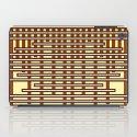 Chocolate Bars iPad Case