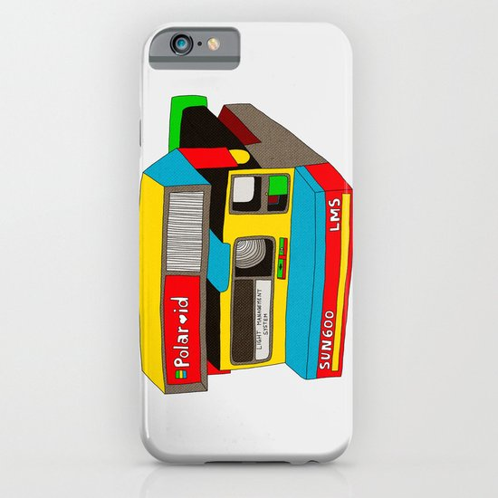 Captures Great Moments (color toy) iPhone & iPod Case