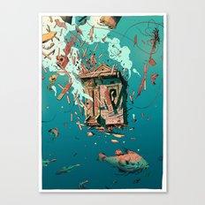 Katrina's Dream Canvas Print