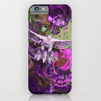iPhone & iPod Case featuring Freedom purple by Sarevski