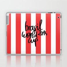 Brazil World Cup 2014 - Poster n°4 Laptop & iPad Skin
