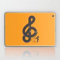 Sound Track Laptop & iPad Skin