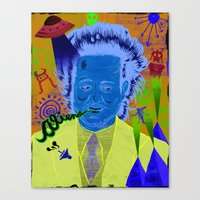 Giorgio A. Tsoukalos (ancient aliens guy) Canvas Print