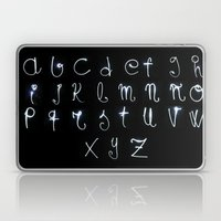 TIPOGRAFÍAS Laptop & iPad Skin