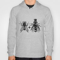 A Fly Marrying A Bumbleb… Hoody