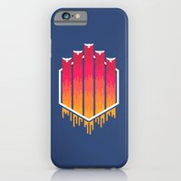 iPhone & iPod Case featuring The Color Of The Night by John Tibbott