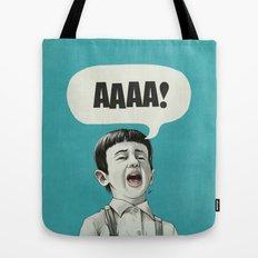 AAAA! (Blue) Tote Bag